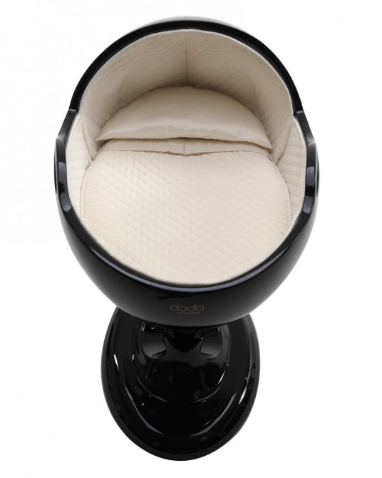Dodo Bassinet Black Edition