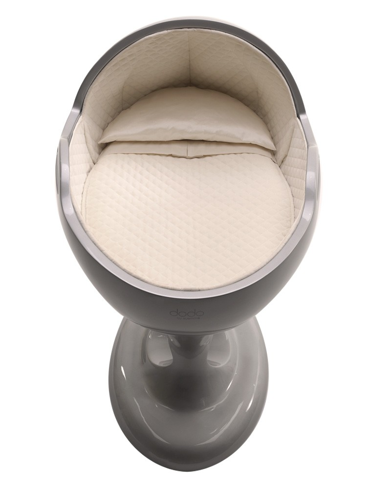 Dodo Bassinet Silver Edition
